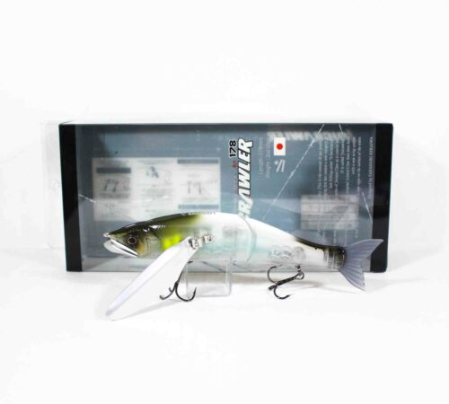 3012 Gan Craft Joicrawler 178 Jointed Topwater Floating Lure WEB-01