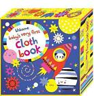 Baby's Very First Cloth Book 1 by Fiona Watt (Undefined, 2015)
