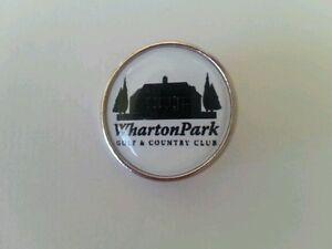 Wharton-Park-Golf-Country-Club-Ball-Marker