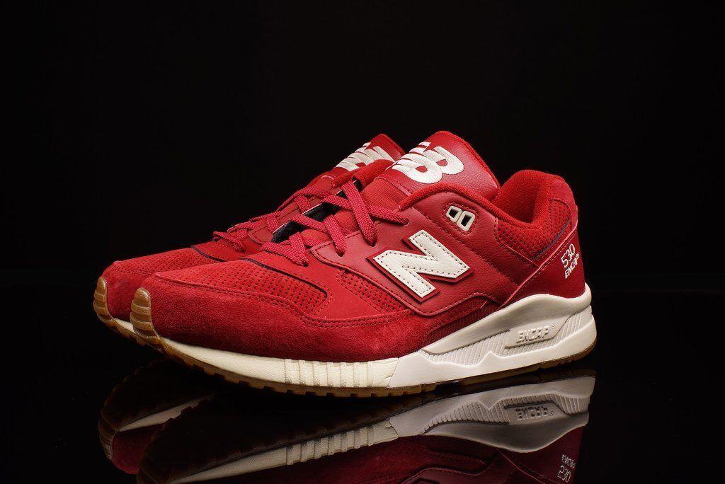 New New  Balance Men's scarpe M530AAF 90's Running Solids 530 rosso cream LIFESTILE  negozio a basso costo