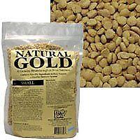 Pretty Bird International BPB74309 30-Pound Natural gold Bird Food, Medium