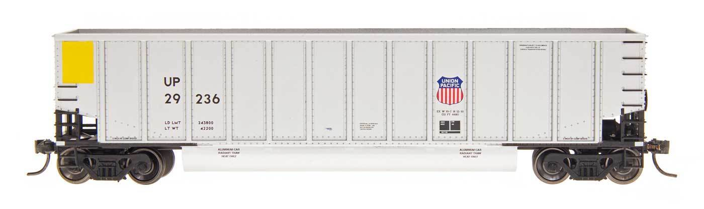 Intermountain N Scale 6401005 Union Pacific 14 Panel Cochebón 6-Pack