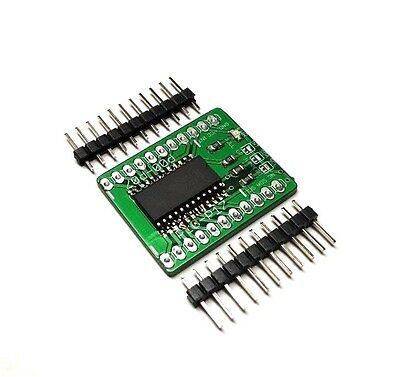 PCA9555D 16 Bit I/O Expander - I2C for Micro Controllers, Arduino, w/ LED & Pins