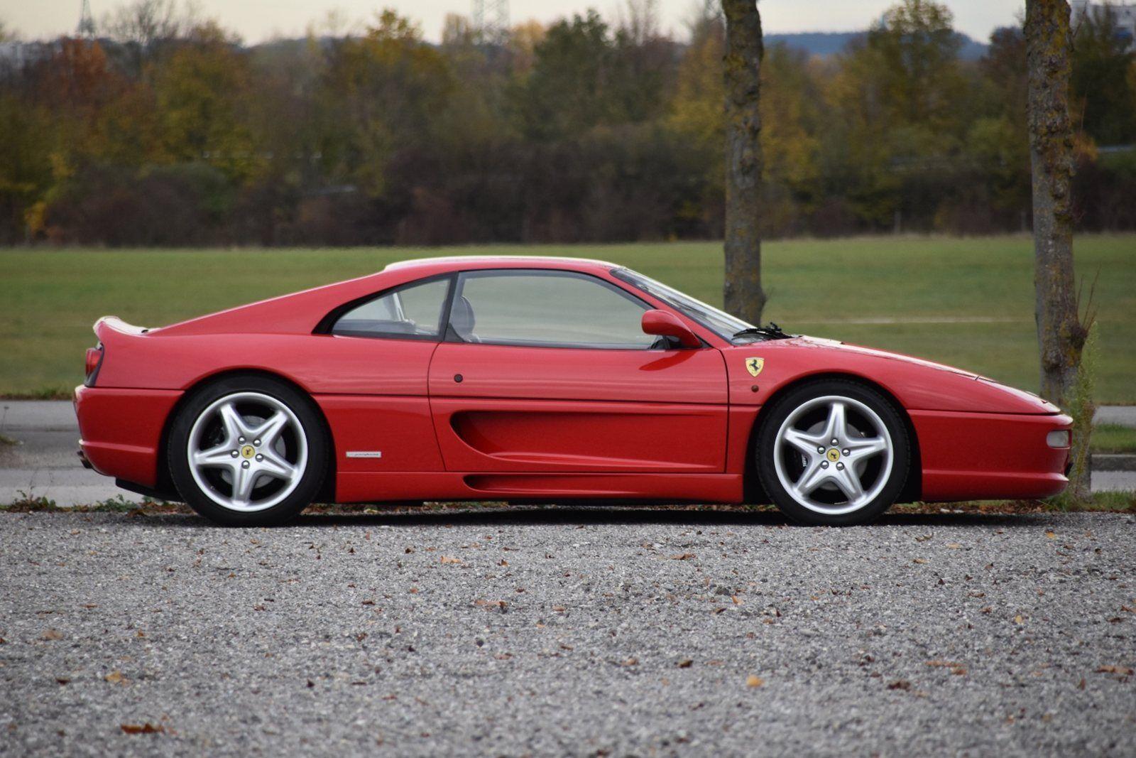 Ferrari F355 3,5 Berlinetta 2d