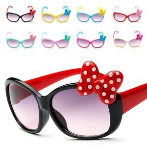 6c8a98a7b09 Kids Anti-UV Sunglasses Boys Baby Girls Cartoon 8 Color Goggle ...
