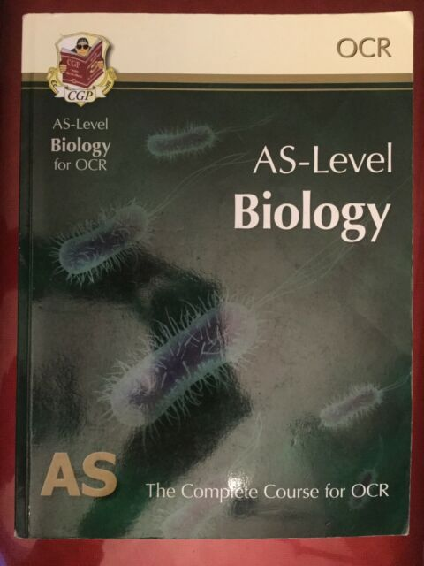 AS Level Biology for OCR: Student Book by CGP Books (Paperback, 2012)