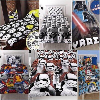 Star Wars Stormtroopers Last Jedi Force Awakens Episode Kids Duvet Bedding Set Goederen Van Elke Beschrijving Zijn Beschikbaar