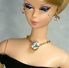 """Handmade doll jewelry necklace earrings fits Barbie doll and 11.5/"""" dolls 794A"""