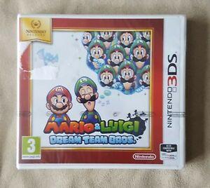New Sealed Nintendo 3ds Game Mario Luigi Dream Team Bros