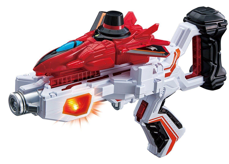 Lupine Ranger Pat Ranger Double transformering Gun DX changer Patrin set japan