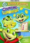 LeapFrog Letter Factory Adventures - Counting on Region 1 DVD