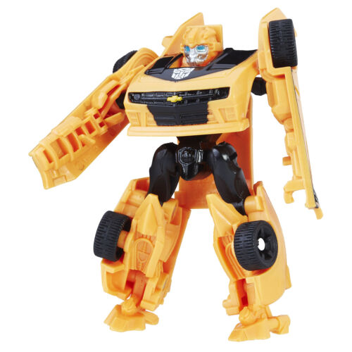 C1327 Transformers le dernier chevalier legion Class Bumblebee Figure par Hasbro