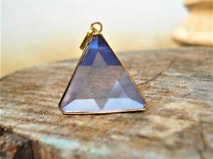 Large-Vogel-Tanzanite-Lavender-Aura-Quartz-18-K-Gold-on-Silver-Energy-Plus