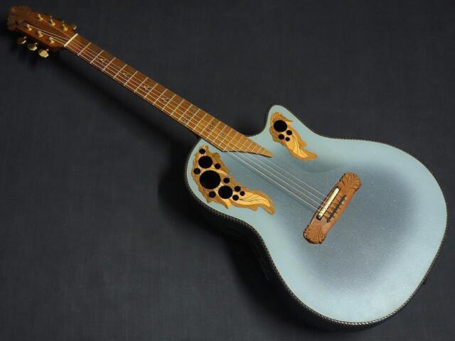 Ovation Super Adamas 1587-5 Acoustic Guitar for sale online | eBay