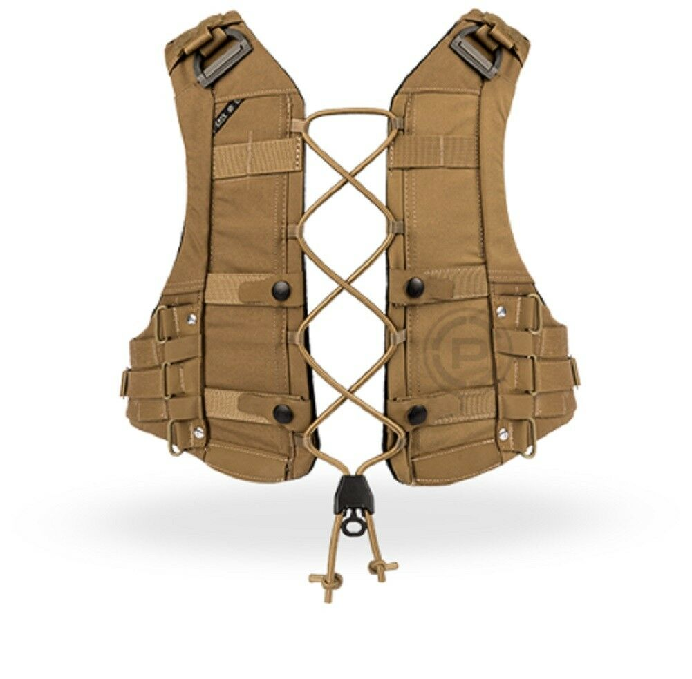 Crye Precision - AVS Harness - Coyote Brown - XL Extra Large