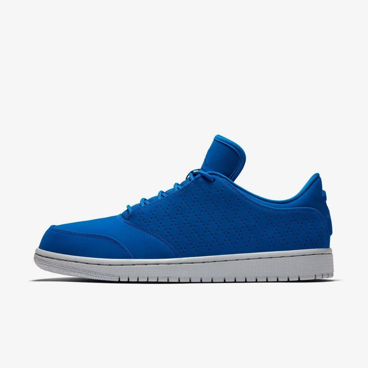Nike Jordan 1 Flight 5 Low Size Mens Basketball Trainer shoe Size Low 8 8.5 10 Team Royal 658d80