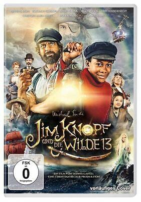 jim knopf und die wilde 13 dvd   neu   movie   film   vÖ 25.03.2021   ebay