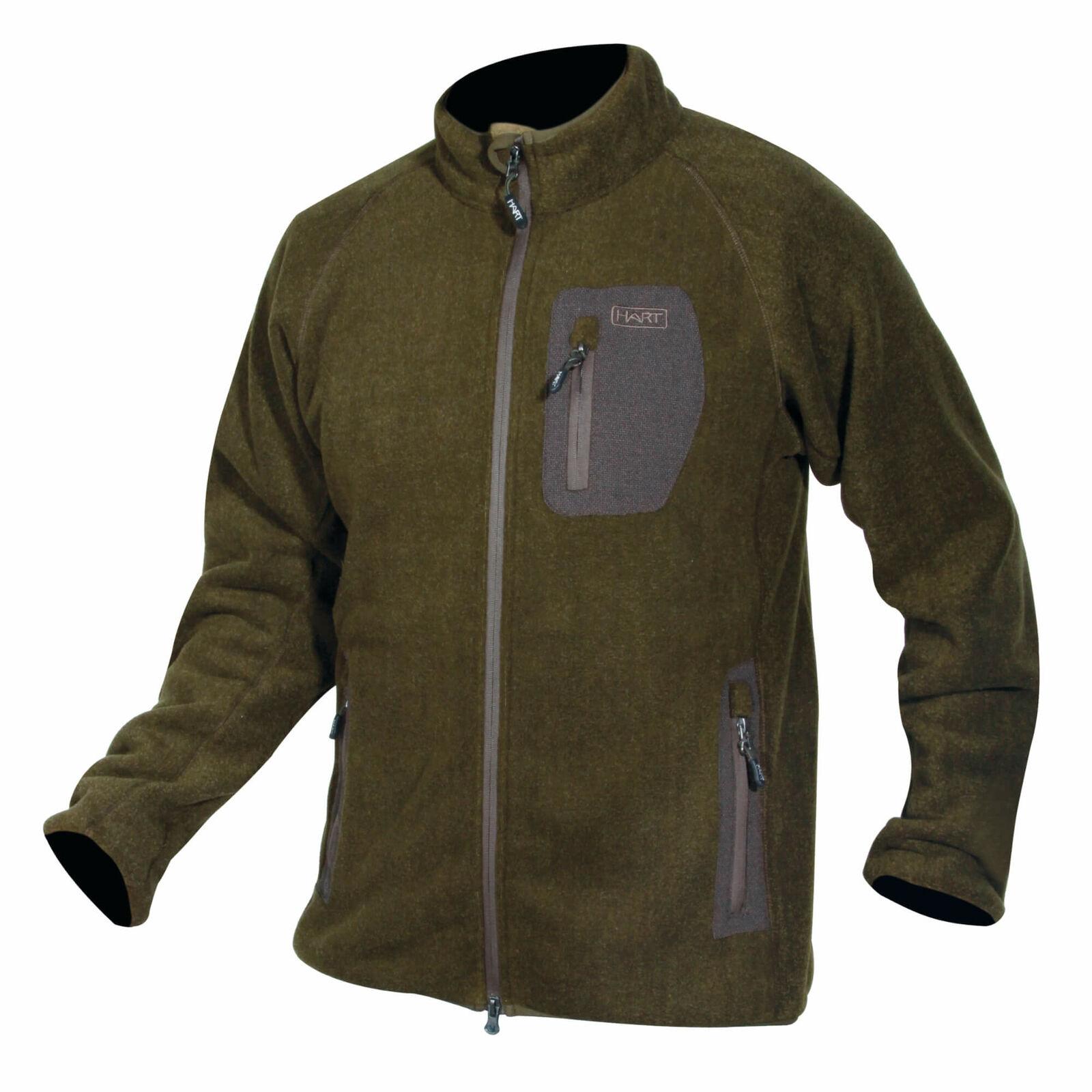 Hart  garde Fleece chaqueta caza Al aire libre pesCoche  ventas calientes