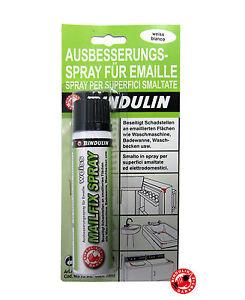 Mailfix-Emaille-Spray-z-Ausbesserung-f-Kratzer-Schaeden-weiss-Spruehdose-Bindulin