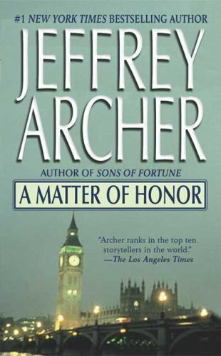 A Matter of Honor by Archer, Jeffrey, Good Book