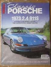 Classic Porsche 36 16th June 20th July 2016 1973 911S 2.4 RUF BTR 912 Rally 356B