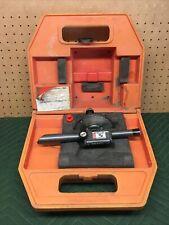 Vintage David White Meridian Model Dw 8090 Level Transit With Case