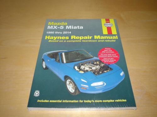 haynes mazda mx5 90 14 mx 5 miata mpfi owners service repair rh m ebay ie miata haynes manual pdf Manual Miata Interior