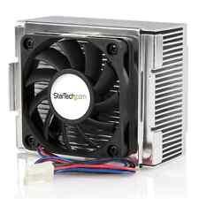 StarTech FAN478 85x70x50mm Socket 478 CPU Cooler Fan w/ Heatsink & TX3 Connector