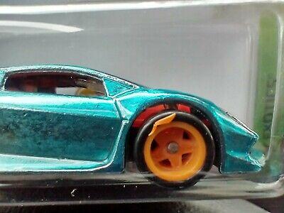 2020 Hot Wheels Lamborghini Sesto Elemento Super Treasure Hunt