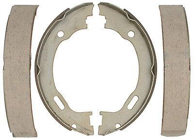 ACDelco 14643B Advantage Bonded Rear Parking Brake Shoe
