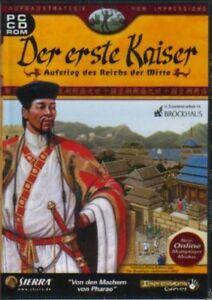 Der-erste-Kaiser-Aufstieg-des-Reichs-der-Mitte-Deutsch-Sehr-guter-Zustand