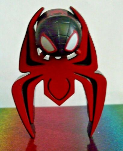 Marvel Vinyl Tsum Tsum SPIDER-MAN MILES MORALES Medium Mystery Pack Mint OOP