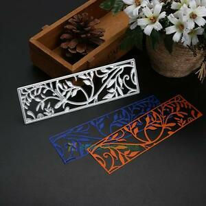 Flower Metal Cutting Dies for Scrapbooking Stencil Paper Cards Craft Embossing