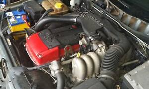 Details about Ford 4 0L 24V Barra inline 6 six Turbo engine crossflow motor  Falcon Aussie