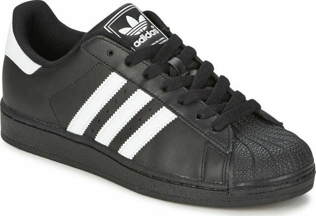 Superstar Baskets Foundation En Retro Eur Original Noir Adidas 2amp; 7yvmIf6Ybg