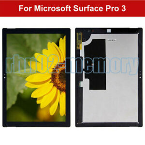 Pour-Microsoft-Surface-Pro-3-1631-Ecran-LCD-Ecran-tactile-Digitizer-2160-1440-RH