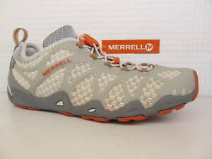 Merrell Aquaterra Nymph Ladies Womens Ice Grey Slip On Toggle Wet ... 0fb56b64577