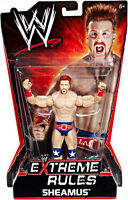 Mattel Wwe Ppv Series 10 Extreme Rules Sheamus Wrestling Action Figure