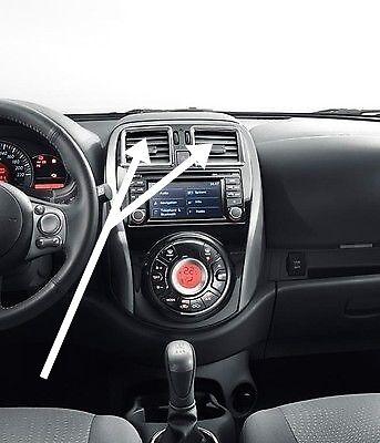 Nissan Micra (K13) Chrome Interior Kit | eBay