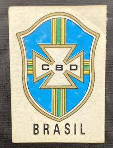 PANINI MEXICO 70 ORIGINAL BRAZIL. BADGE STICKER