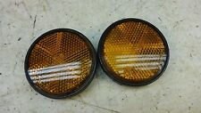 1979-83 Honda CX500 CX 500 Deluxe H1212' reflector set pair