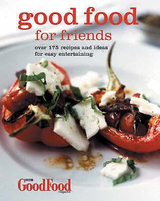 Good Food for Friends (Good Food Magazine), Murrin, Orlando, Very Good Book