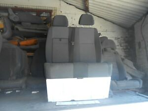 Siege-Mercedes-Sprinter-906-Double-Passager-Bench-Neuf-Modell-Table