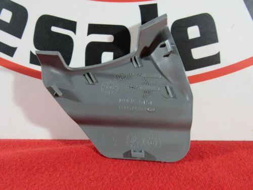 CHRYSLER Aspen DODGE Durango RIGHT slate gray seatbelt anchor cover OEM MOPAR