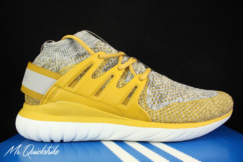 adidas tubuläre nova primeknit sz 11,5 - st nomad gelbe granit - 11,5 pk bb8407 554104