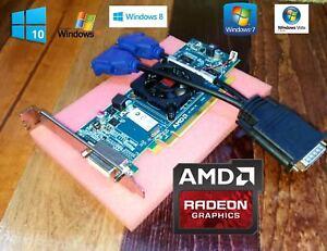 HP Pavilion p6547c p6550z p6557c  Radeon HD Dual DVI Monitor Video Card