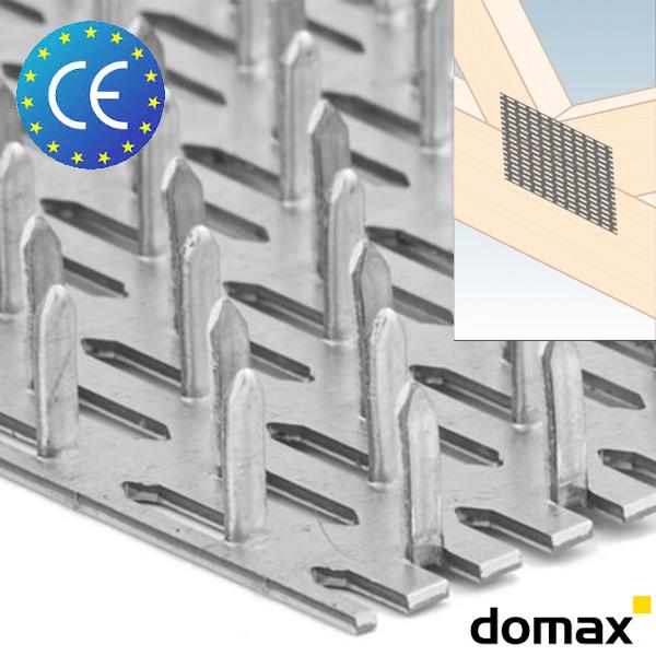 PK Nagelplatten 1,5mm Nagelplatte Flachverbinder Holzverbinder Verbinder Platte