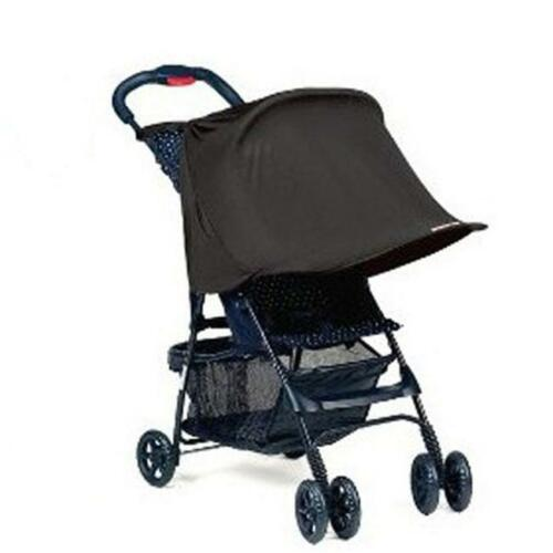 Baby Puschair Buggy Pram Car Seat Sun Visor Sun Shade Canopy Stroller Cover RU