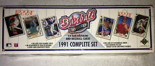 1991 Upper Deck Baseball Factory Set of 800 Cards Sealed NEW