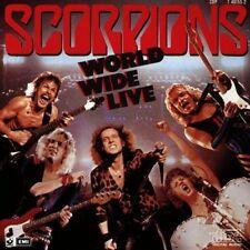 Scorpions World-wide-live (1985) [CD]